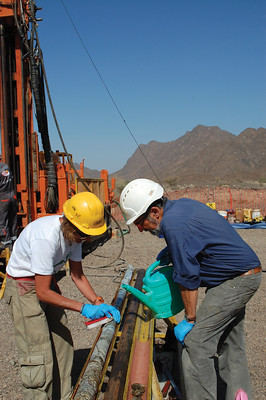 Oman Drilling Project