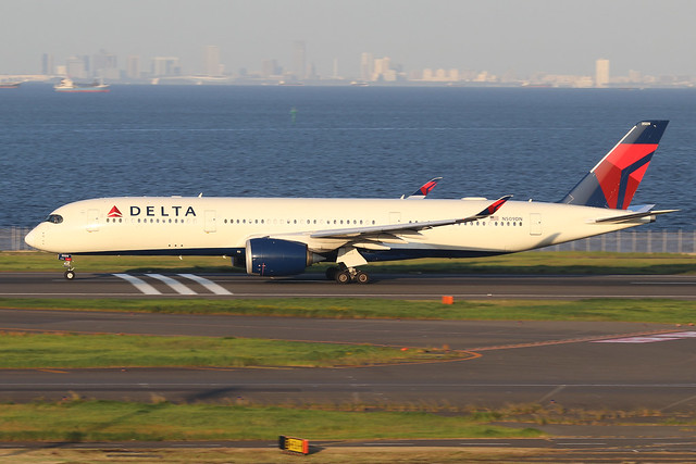 N509DN  -  Airbus A350-941  -  Delta Airlines  -  9/10/19