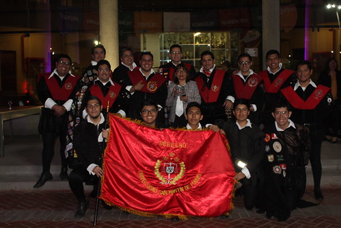 Semana de Derecho' con la Ceremonia Central y Orgullo Sanmartiniano 2019-1