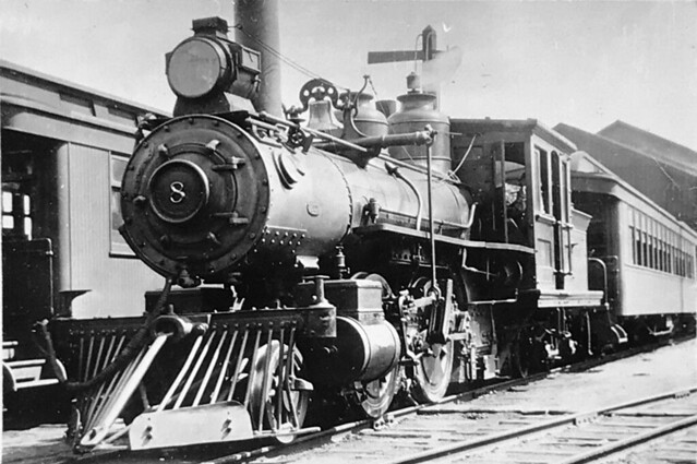 Boston Revere Beach & Lynn Railroad no. 8