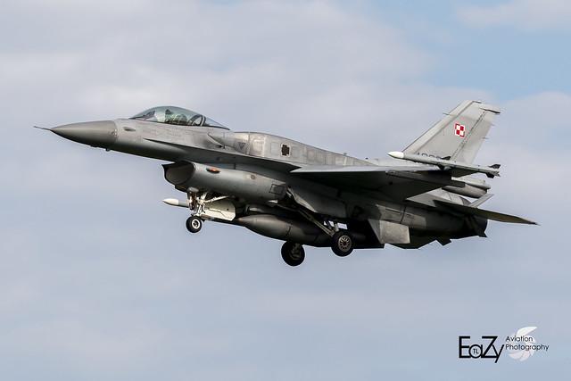 4066 Polish Air Force Lockheed Martin F-16C Fighting Falcon