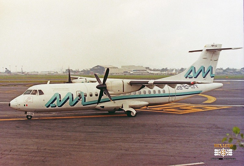 Aeromar / ATR42-320 / XA-RXC