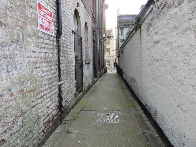 Row 114, Great Yarmouth, Norfolk