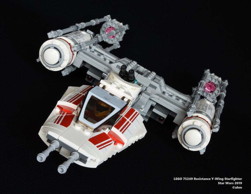 Star Wars Lego 75249 Resistance Y Wing Starfighter Flickr