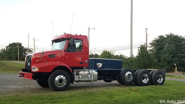 Volvo VHD Chassis