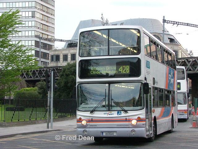 Dublin Bus AV212 (01D10212).