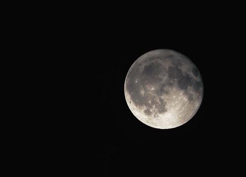 Moon Monday 14 October 2019