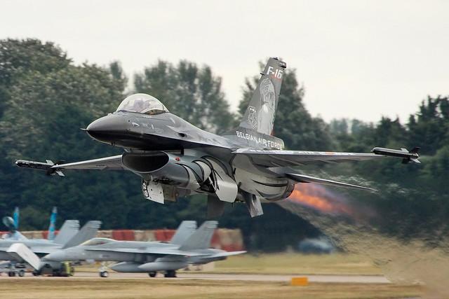 F16 - RIAT 2019