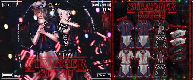 [TNK] - STRANGER SUTSU - MAN CAVE