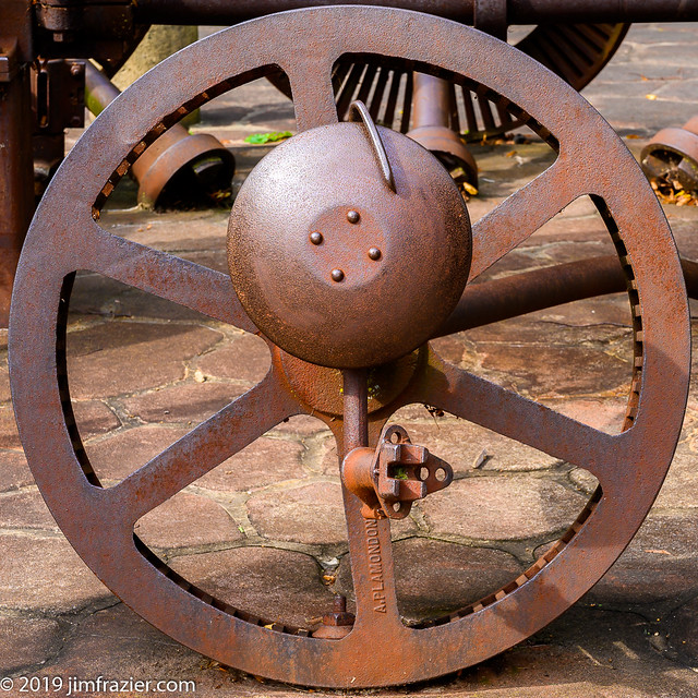 Rusty Wheel II