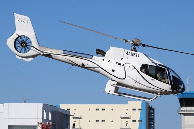 JA6577  -  Eurocopter EC130B4  -  Private  -  RJTI 9/10/19