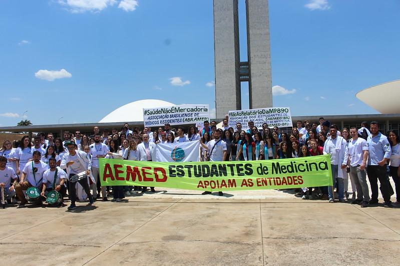 Sessão Solene em homenagem ao Dia do Médico 2019
