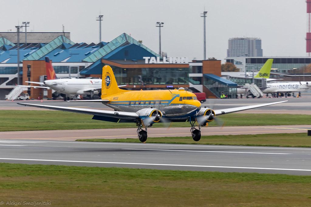 "Douglas C-47B-35-DK Skytrain (DC-3) ""Congo Queen"""
