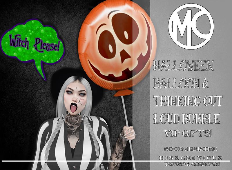 Misschevious - VIP Vendor October