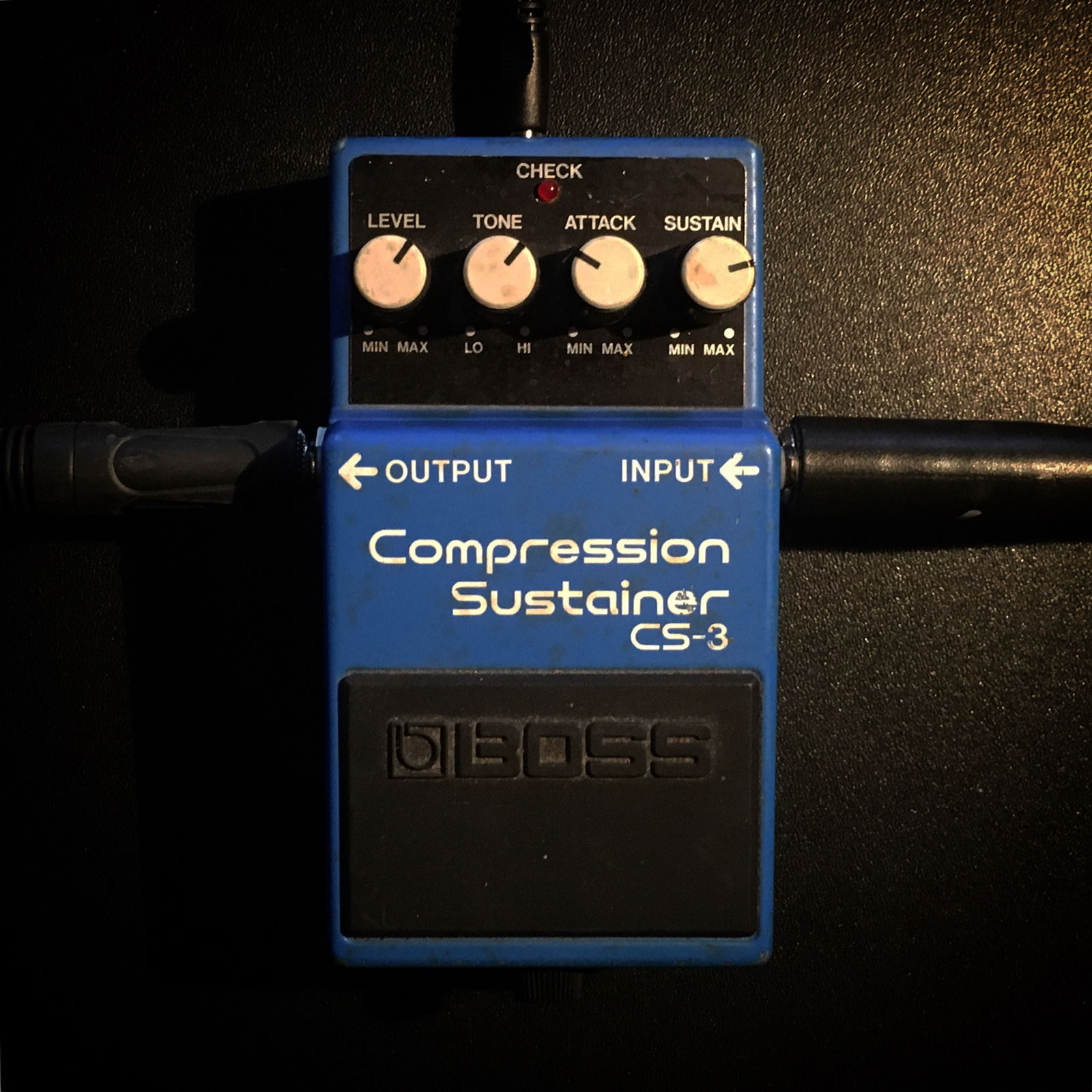 Boss CS-3 Compression Sustainer