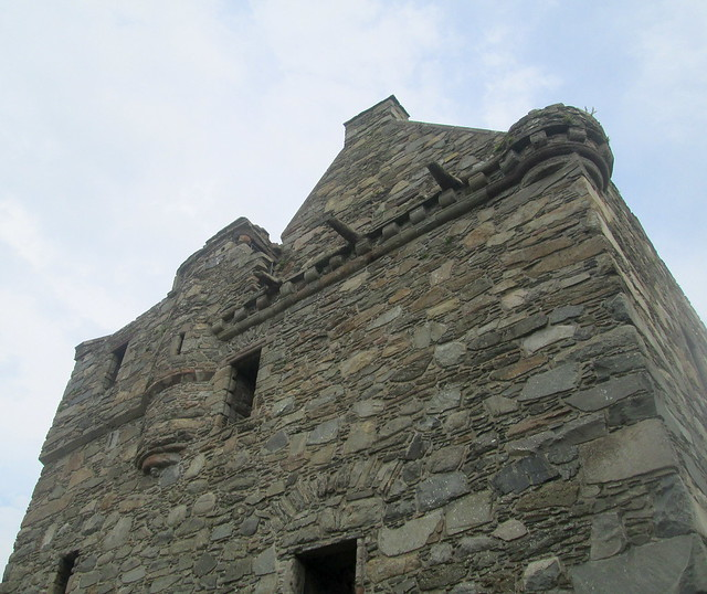 "Carsluith Castle ""Battlements"""
