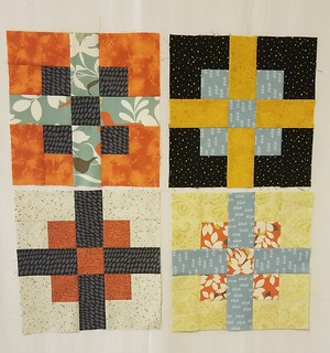 October Bliss blocks
