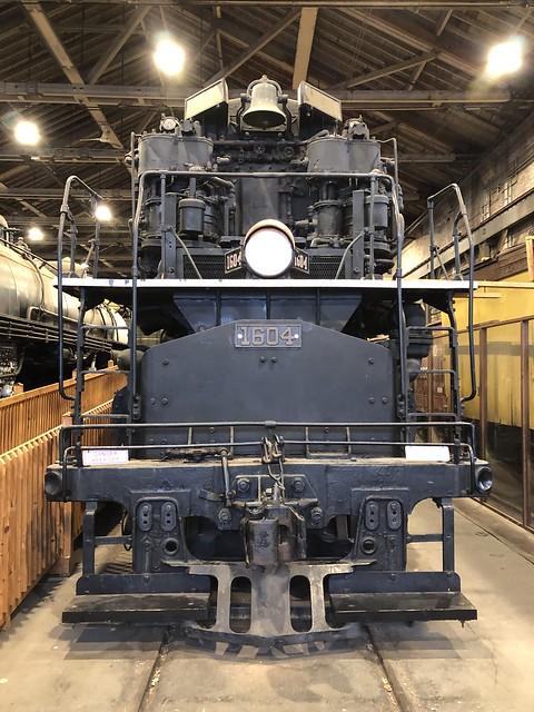 B&O Railroad Museum #1604