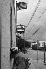 Fall Evening at Casey's Tavern
