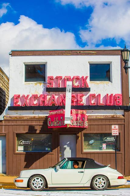Stock Exchange Club