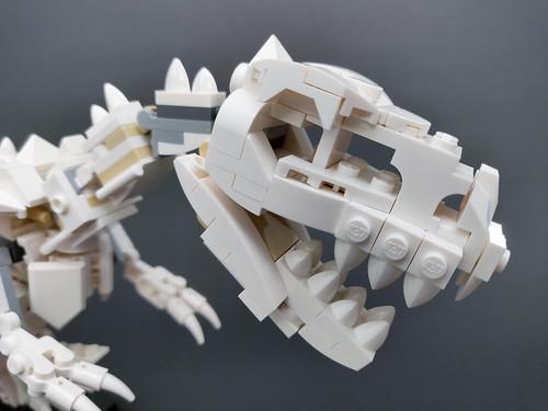 LEGO Ideas Dinosaur Fossils (21320)