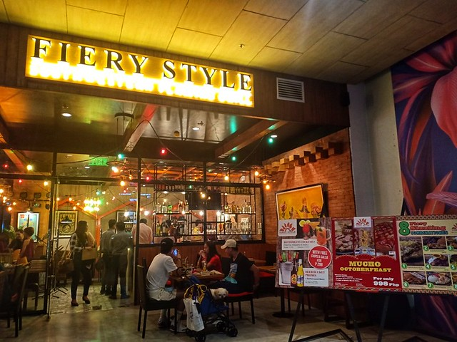 My Top Food Picks at Fiery Style Alabang West Parade