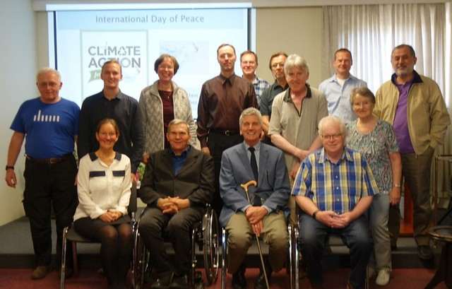 Germany-2019-09-21-International Day of Peace Observed in Munich