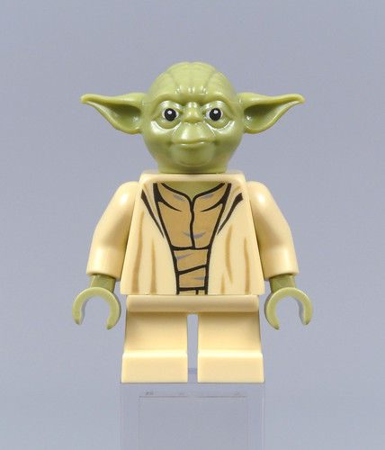 LEGO Star Wars Yoda /& BB-8 Buildable Collectable Figures 75187 75255 Age 10+