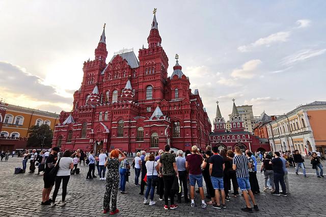 俄羅斯國家歷史博物館   State Historical Museum