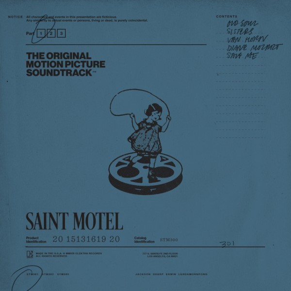 Saint Motel - The Original Motion Picture Soundtrack Pt. 1