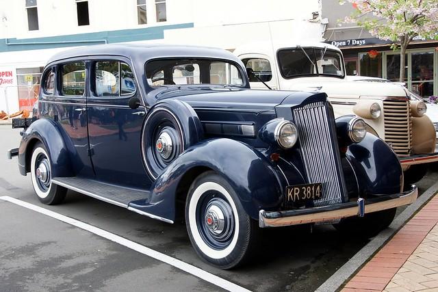 1935 Packard 120 Sedan
