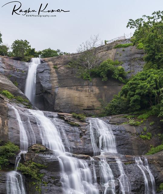 Kutralam Falls, India