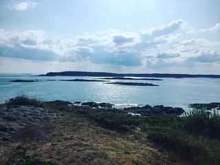 Lane's Island view