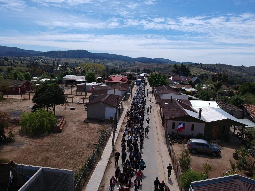 Evento anual de Dorcas Sector 13 en Sauzal