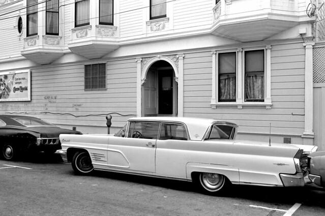 Mission district, San Francisco 1982
