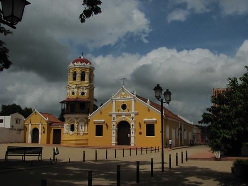 mompóx bolívar colombia iglesia arquitecturareligiosa santabárbara