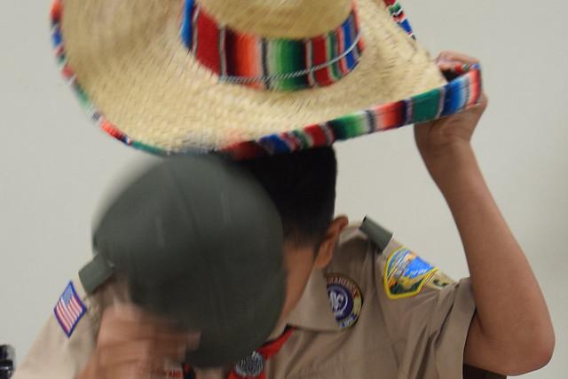 2019-10-14 Sorting Sombrero