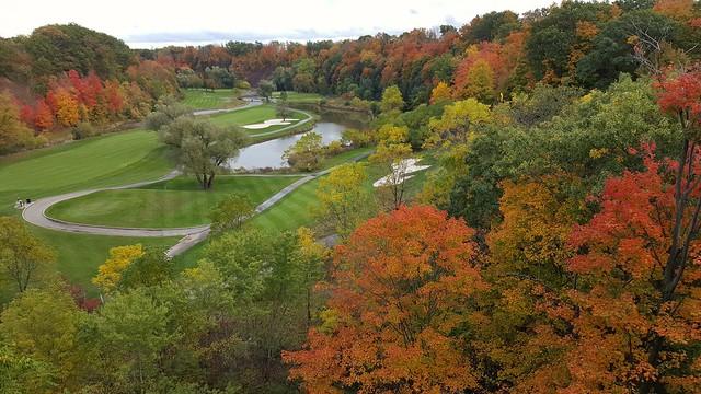 Glen Abbey Golf course, Oakville, Canada