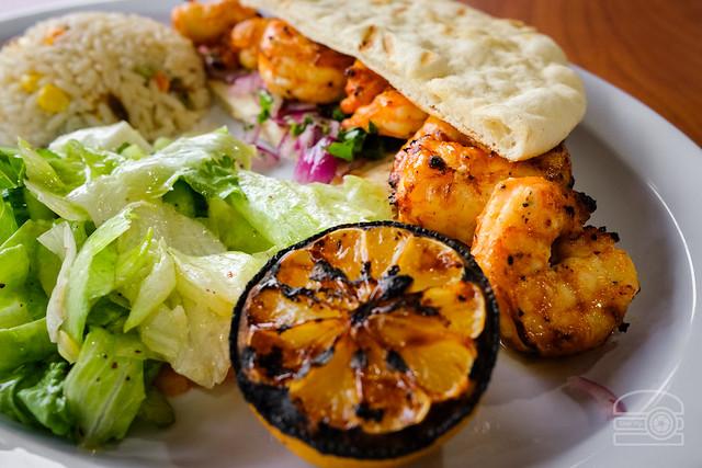Shrimp Shish - Istanbul Restaurant