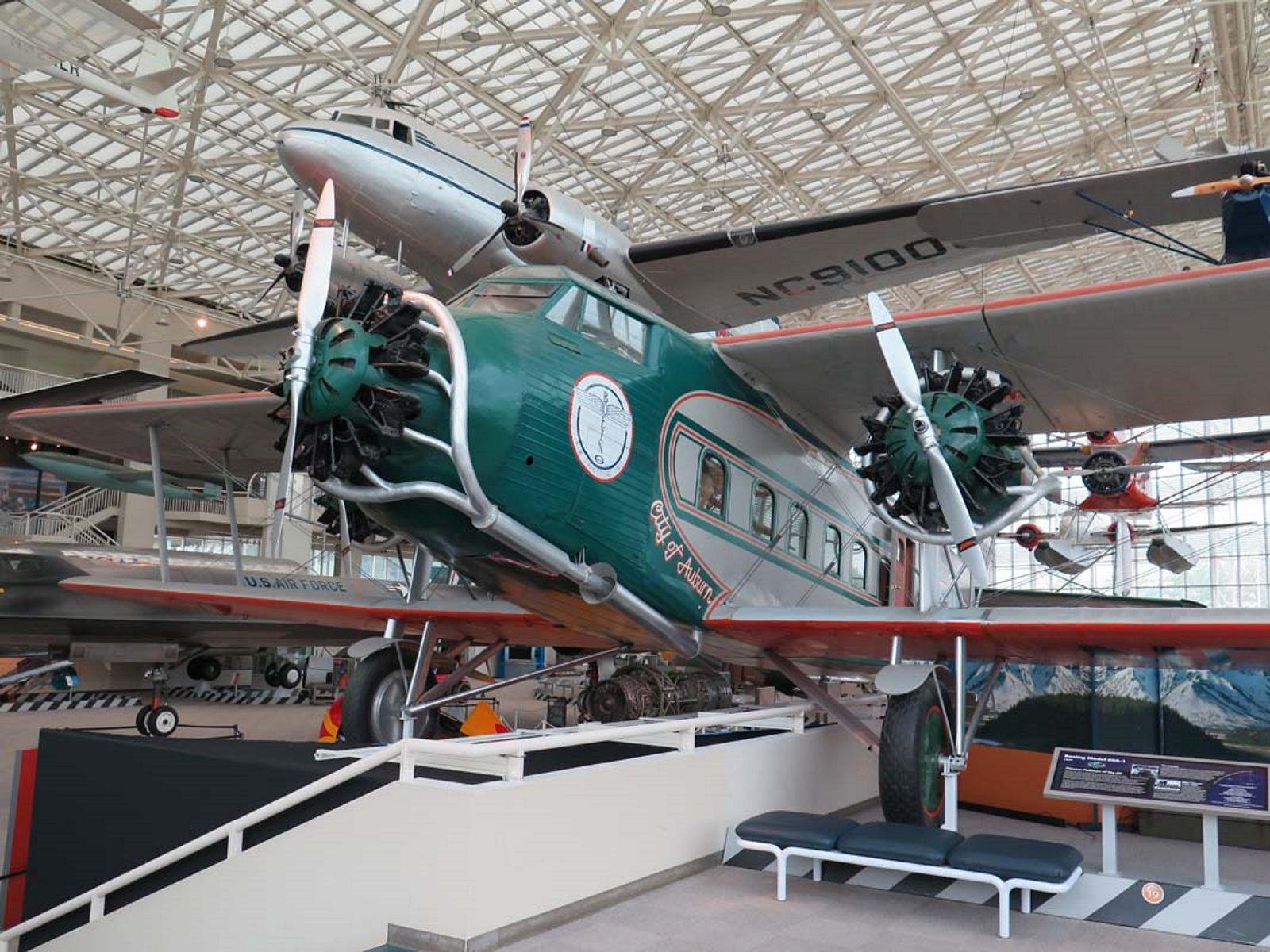Boeing Model 80A-1 2