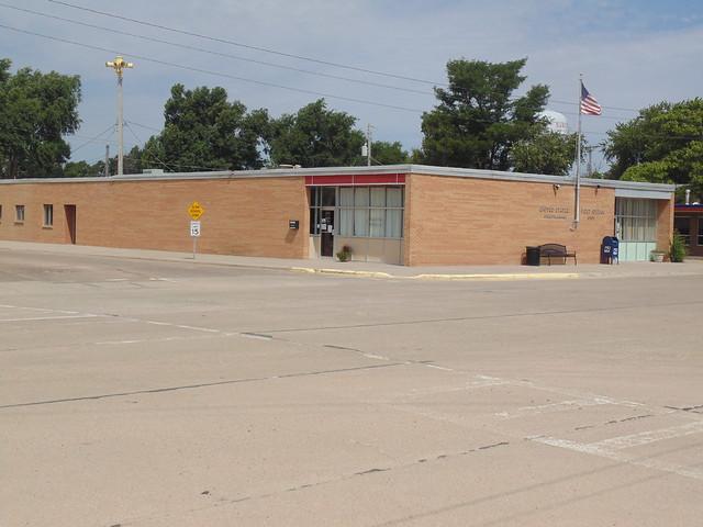 10. Post office, Sublette, 7-27-19