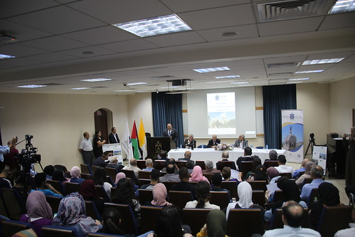 Press Conference/Launch of BU Activities During Bethlehem 2020