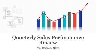 Quarterly Sales Performance Review PowerPoint Presentation