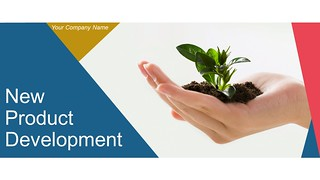 New Product Development PowerPoint Presentation