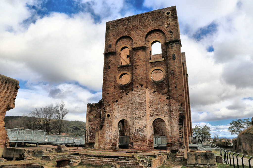 Lithgow Blast Furnace (3 of 3)