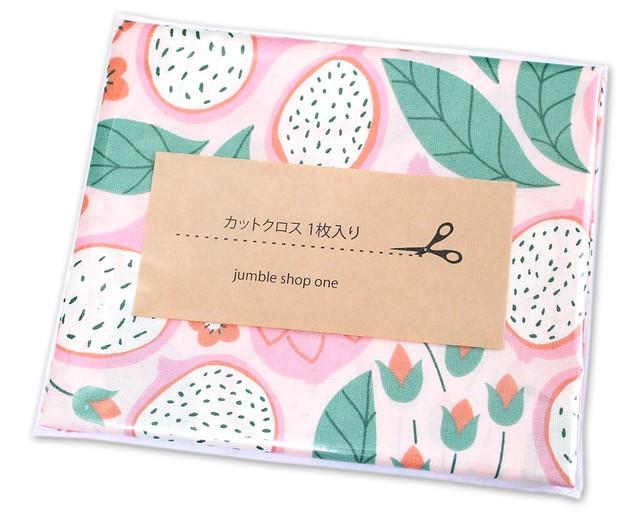 カットクロス Cloud9 Fabrics Ethereal Jungle 213601 Dragonfruit