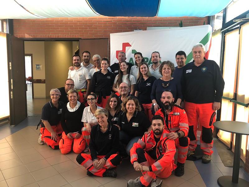 Formazione Anpas Toscana: 75 volontari impegnati