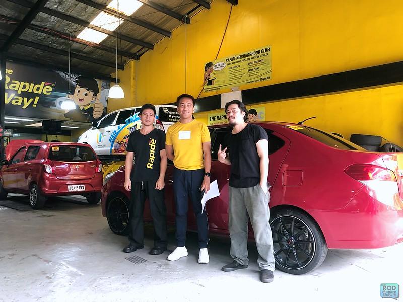 RAPIDE PHILIPPINES 14 ROD MAGARU