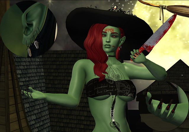 Witches and Rooftops