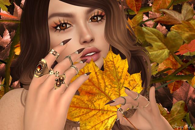 ❤ Harvest Fall Kylie